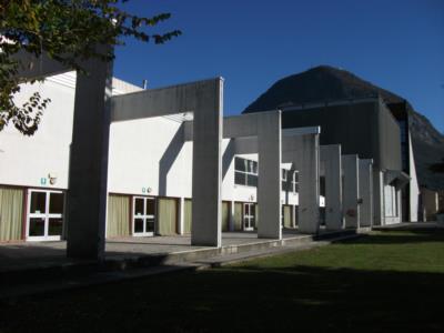Mensa Comunale-Auditorium Candoni a Tolmezzo Udine