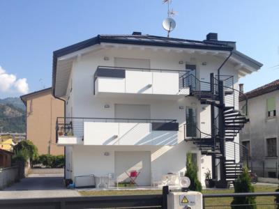 Ristrutturazione di un fabbricato di civile abitazione a Tolmezzo Udine