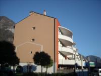 """Centro Direzionale di Tolmezzo - Blocco """"A2"""" - Prospetto nord"""