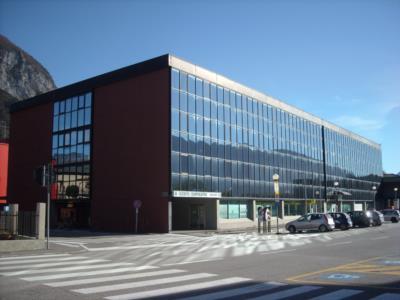 """Centro Direzionale di Tolmezzo (Udine) - Blocco """"C"""""""