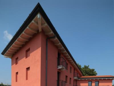 Ristrutturazione ed ampliamento di un fabbricato di civile abitazione a San Daniele Udine