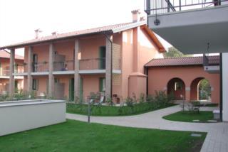 Condominio Borgo Florio a Tavagnacco (Ud)