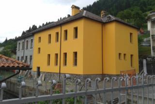 Ristrutturazione della ex scuola elementare di Dierico (Ud)