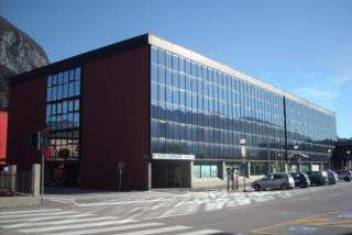 """Centro Direzionale  di Tolmezzo - Blocco """"C"""""""