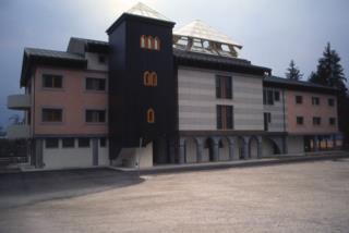 Ex sede dell'Istituto Regionale per la Formazione Professionale