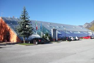 Ex Mensa Comunale della Zona Industriale Sud a Tolmezzo Udine