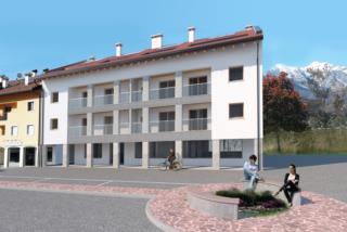 Condominio GF 3 a Tolmezzo (Ud)